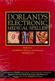 Electronic Medical Speller, Dorland Staff, 0721604129