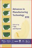 Advances in Manufacturing Technology 2003, , 1860584128
