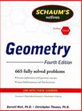 Geometry, Rich, Barnett and Thomas, Christopher, 0071544127