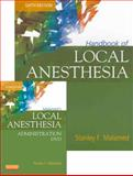 Handbook of Local Anesthesia - Book and DVD Package, Malamed, Stanley F., 032307412X