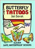 Butterfly Tattoos, Jan Sovak, 0486284123