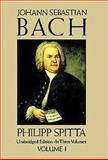 Johann Sebastian Bach, Philipp Spitta, 0486274128