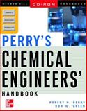 Perry's Chemical Engineers' Handbook, Avallone, Eugene A. and Baumeister, Theodore, 0071344128