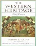 The Western Heritage Chapters 1-15, Kagan and Ozment, 0130814121