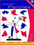 Paroles : Introductory French, Magnan, Sally Sieloff and Ozzello, Yvonne Rochette, 0470004126