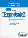 Expresate, Holt, Rinehart and Winston Staff, 0030744121