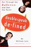 Doublespeak Defined, William Lutz, 0062734121