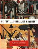 History of the Surrealist Movement, Durozoi, Gerard, 0226174123