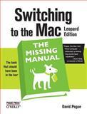 Switching to the Mac, Pogue, David, 0596514123