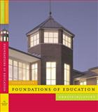 Foundations of Education, Levine, Daniel U. and Ornstein, Allan C., 0618904123
