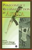 Post-Conflict Reconstruction in Africa, , 1592214126