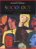 Sociology, Schaefer, Richard T., 0072824131