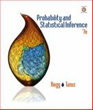 Probability and Statistical Inference, Hogg, Robert V. and Tanis, Elliot A., 0131464132