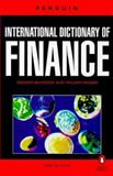 Penguin Dictionary of International Finance, Graham Bannock and Graham, 0140514139