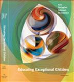 Educating Exceptional Children, Kirk, Samuel A. and Gallagher, James, 0547124139