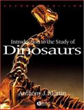 Introduction to the Study of Dinosaurs, Martin, Anthony J., 1405134135