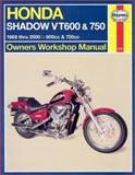 Honda VT600 and VT750 Shadow V-Twins Owners Workshop Manual, Mike Stubblefield, 1563924137