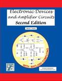 Electronic Devices and Amplifier Circuits : With MATLAB Computing, Karris, Steven T., 1934404136