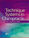 Technique Systems in Chiropractic, Gleberzon, Brian J and Cooperstein, Robert, 0443074135