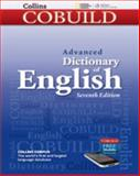 Advanced Dictionary of English, Collins Cobuild Staff, 1133314139