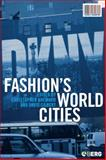 Fashion's World Cities, Breward, Christopher, 1845204131