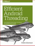 Efficient Android Threading : Asynchronous Processing Techniques for Android Applications, Göransson, Anders, 1449364136