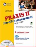 PRAXIS II ParaPro Assessment 0755 and 1755, Ache, Paul and Friedman, Mel, 0738604135