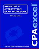 Auditing and Attestation Workbook, CPAexcel, 0974654140