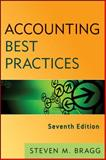 Accounting Best Practices, Steven M. Bragg, 1118404149