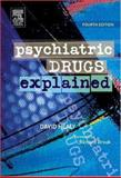 Psychiatric Drugs Explained, Healy, David, 0443074143