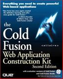 Cold Fusion : Web Application Construction Kit, Forta, Ben, 0789714140