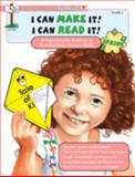 I Can Make It! I Can Read It! - Spring, , 1562344145