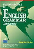 Fundamentals of English Grammar Interactive CD-ROM, Azar, Betty Schrampfer and Koch, Rachel Spack, 0131844148