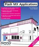 Foundation Flash MX Applications, Friends of ED Author Team, 1904344143