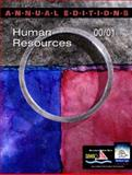 Human Resources 2000-2001 9780072364149