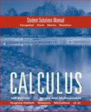 Calculus Combo : Single and Multivariable, Hughes-Hallett, Deborah and McCallum, William G., 0470414146