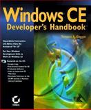 Windows CE Developer's Handbook, Cesana, Luisa and Goggin, Terence, 0782124143