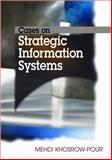 Cases on Strategic Information Systems, Khosrowpour, Mehdi, 1599044145