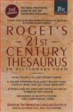 Roget's 21st Century Thesaurus in Dictionary Form, Barbara Ann Kipfer, 038533415X
