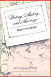 Dating, Mating, and Marriage 9780202304151