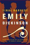 Final Harvest, Emily Dickinson, 0316184152