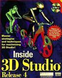 Inside 3-D Studio Release 4, Elliott, Steven and Miller, Phillip, 1562054155