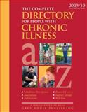 Complete Directory for People with Chronic Illness, , 1592374158