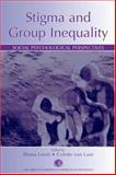 Stigma and Group Inequality : Social Psychological Perspectives, , 0805844155