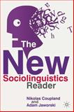 New Sociolinguistics Reader, , 1403944156