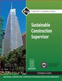 Sustainable Construction Supervisor, NCCER, 0132154153