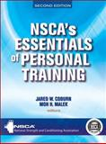 NSCA's Essentials of Personal Training, Coburn, Jared W. and Malek, Moh H., 0736084150