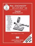 Pro/ENGINEER Tutorial Wildfire 4. 0 and MultiMedia CD, Toogood, Roger, 1585034150