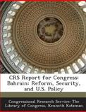 Crs Report for Congress, Kenneth Katzman, 1293274151