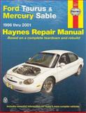 Ford Taurus and Mercury Sable, 1996-2001, Ken Layne and J. H. Haynes, 1563924153
